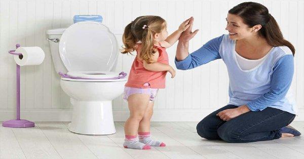 como desfraldar o bebe