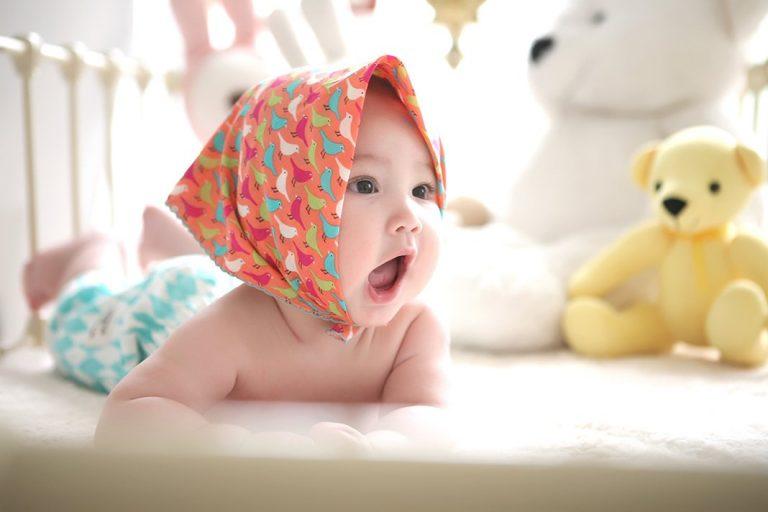 Como escolher a fralda descartável para o bebê