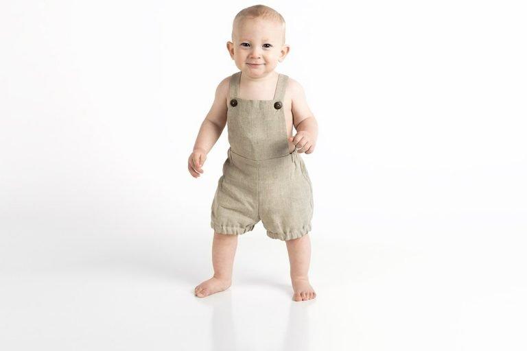 O que faz um bebê de 1 ano