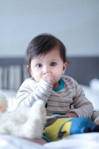 bebes de 5 meses