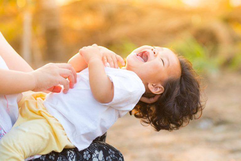 O que faz um bebê de 8 meses