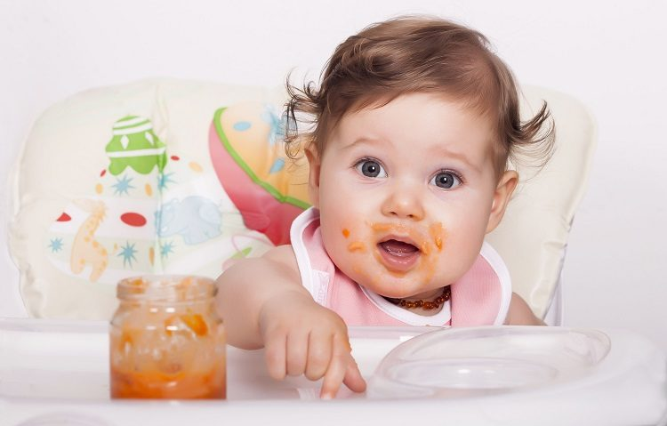 Meu bebê não quer comer – e agora?