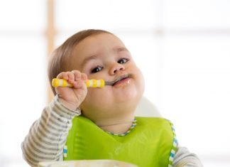 o que fazer se o bebe esta sem fome