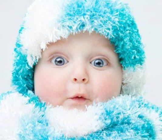 como identificar a temperatura ideal para o bebe