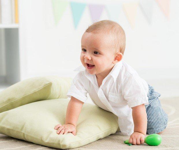Desenvolvimento do bebê nos primeiros meses
