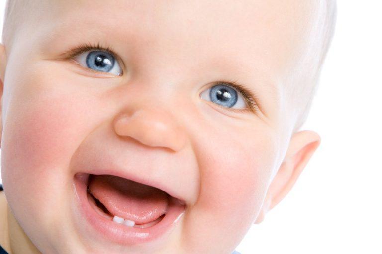 O que fazer quando os dentinhos começam a nascer?