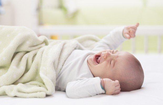 Como acalmar o bebê?